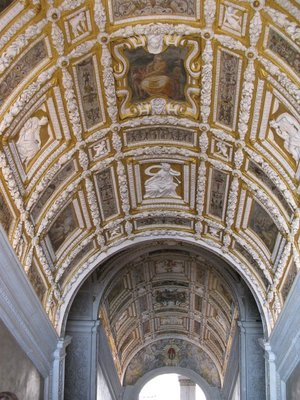 Ceiling in the Doge's Palace