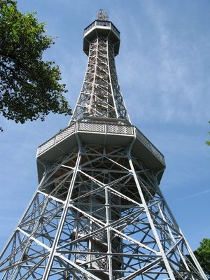 The Petrin Tower