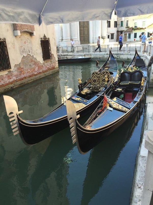 Fancy gondolas