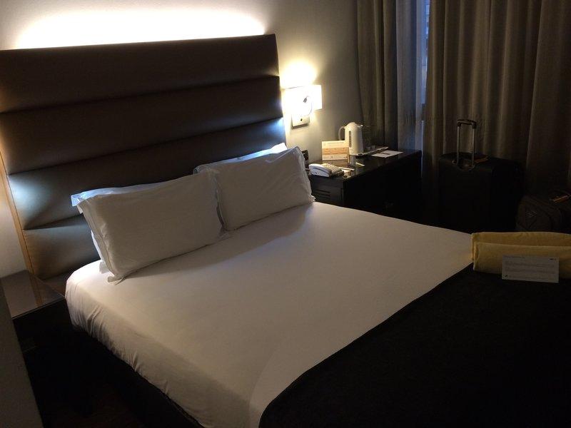 Bedroom 1 in the Gran Havana