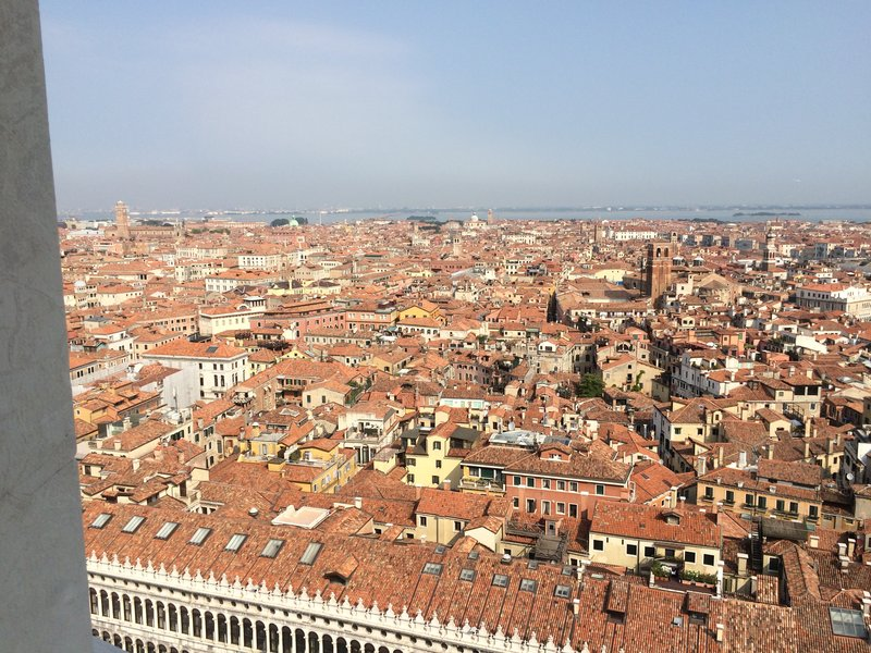 From the Campanile - 5