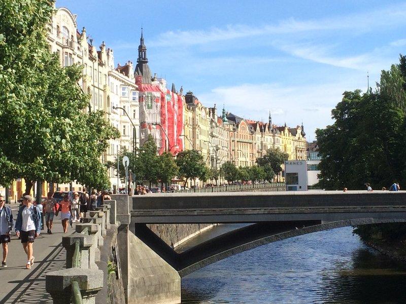 Prague Riverside