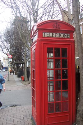 Dr Who phonebox