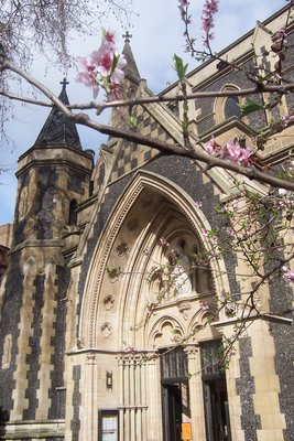 Southwark Cathedral, London Bridge