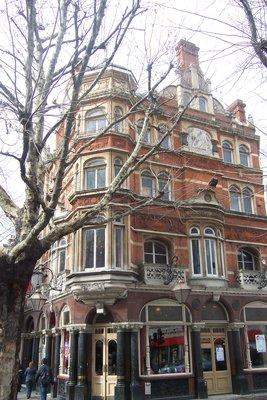 Hammersmith architecture