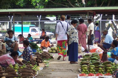 Nadi markets
