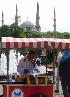 Stereotypical Istanbul