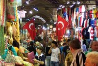 Grand Bazaar chaos