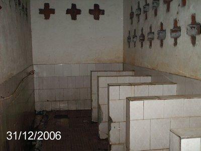 Local toilets