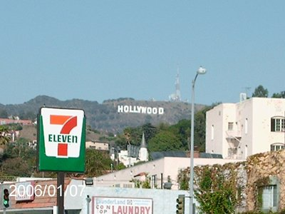 The 7-11 sign
