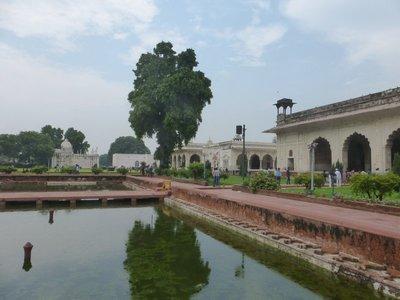 Red Fort Garden