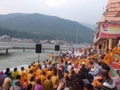 Hinduistische Zeremonie