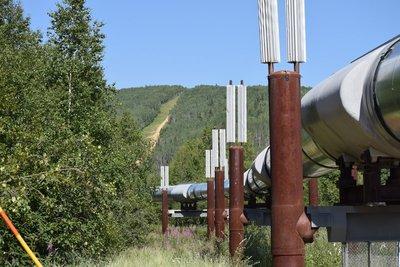 Trans Alaskan Pipeline