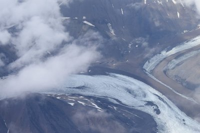 Denali Glacier