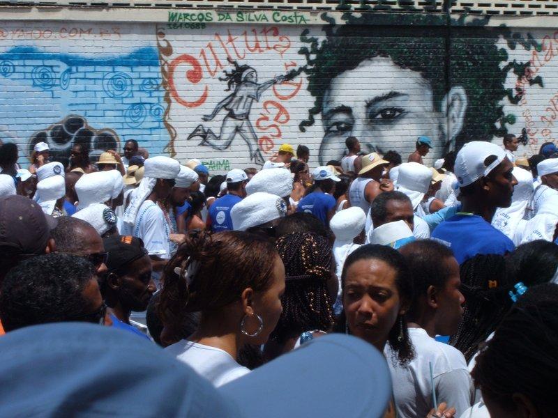 Lavagem do Bonfim, Salvador