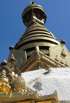 Stupa, Swayambhu world heritage site