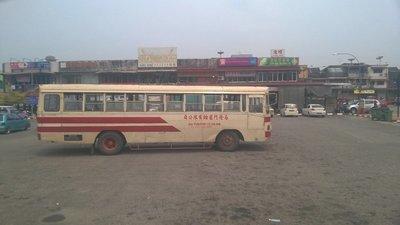 Bus to Bau