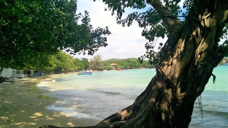Vong   Deuan beach
