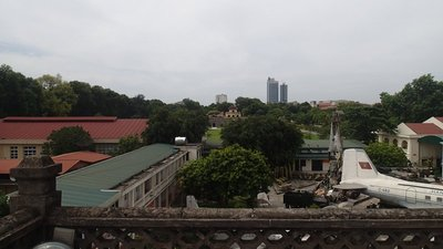View from the Army Tower