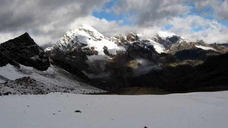 Peaks at Pin Parvati