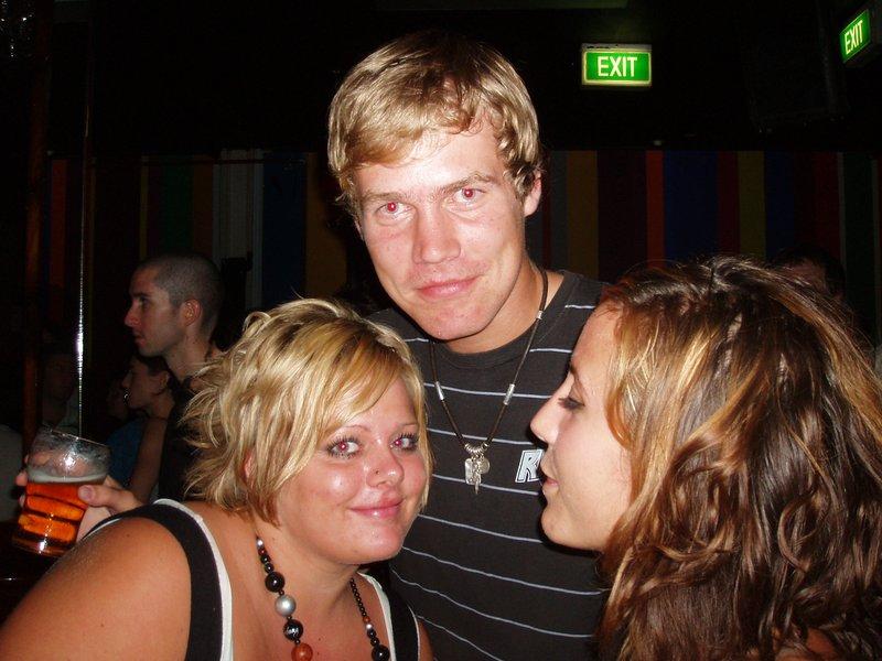 Annis, Anders og Moi