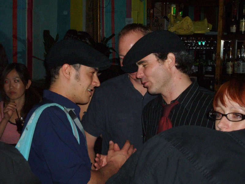 Kristian og Kane