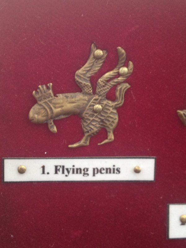 Flying Penis