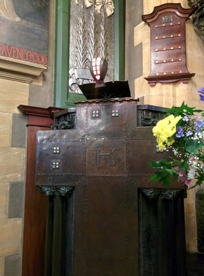 Great Warley Pulpit