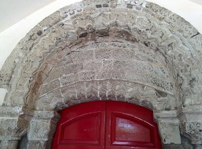 High Ongar Door