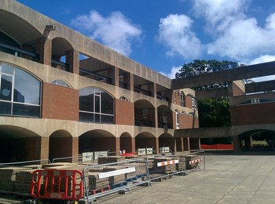 University of Sussex, Falmer House 2