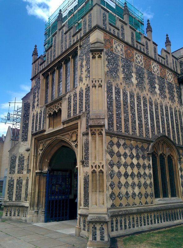 Chelmsford Cathedral Exterior