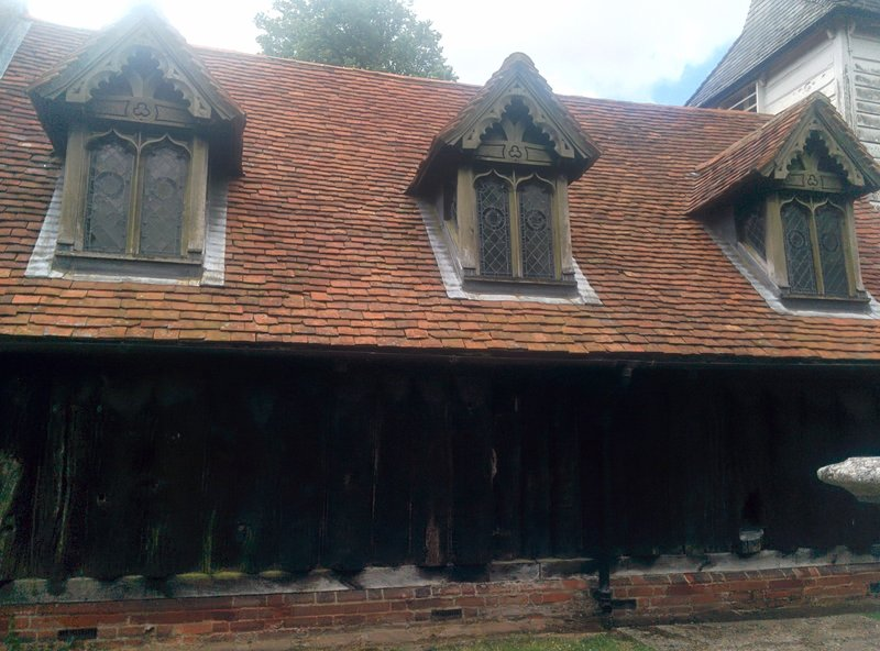 Greensted Exterior