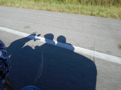 A perfect shadow