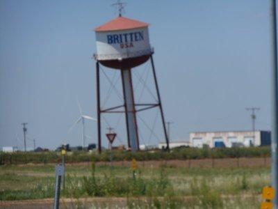 Groom Water Tower
