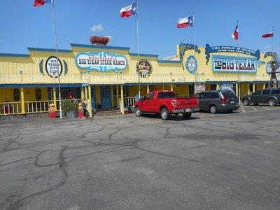 Amarillo Diner