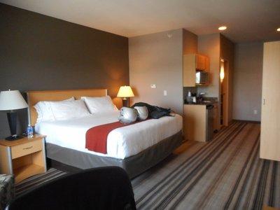 Amarillo hotel room  mmmmm  comfort