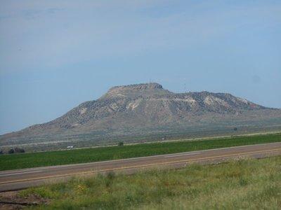 Tucumcari Mountain