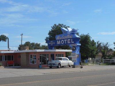 Typical Route 66 Motel, Tucumcari
