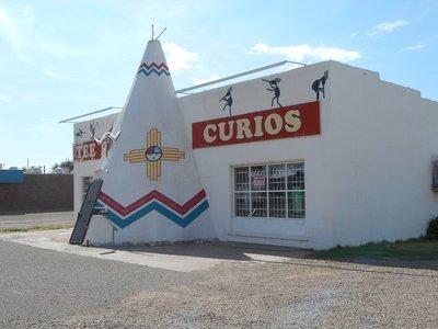 Iconic gift shop, Tucumcari