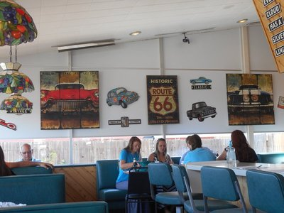 Tucumcar Route 66 Diner
