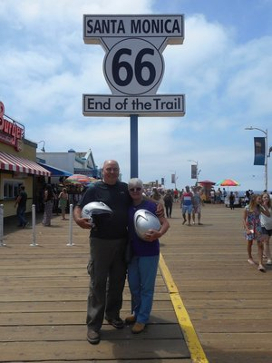 The official end of Route 66