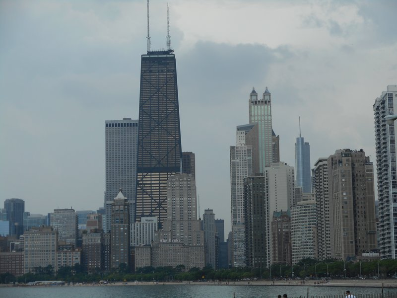 Iconic Chicago Skyline
