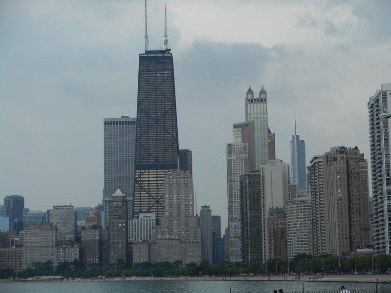 Iconic Chicago Skyline