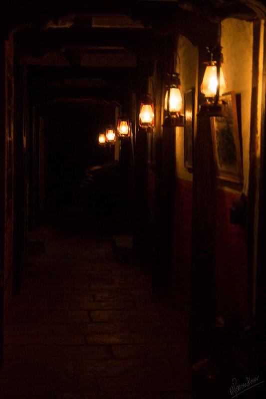 Passage Lanterns