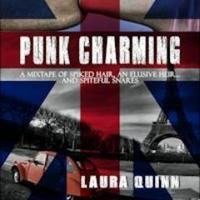 PUNK CHARMING BOOK COVER