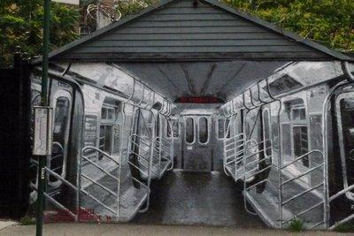 Street art à Brooklyn