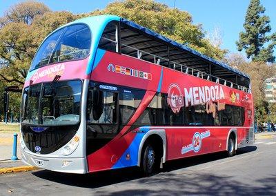 Mendoza Touristic Bus