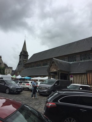 Honfleur Wooden Church