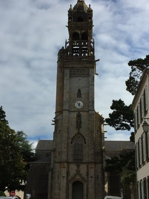 Church again in Landerneau