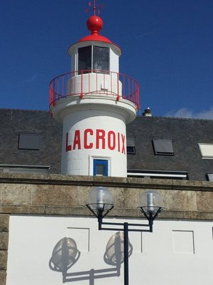 Lacroix light house Concarnea